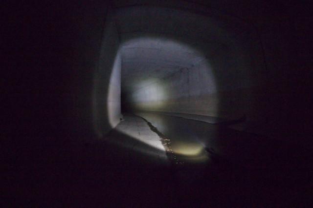 Flashlight Beam