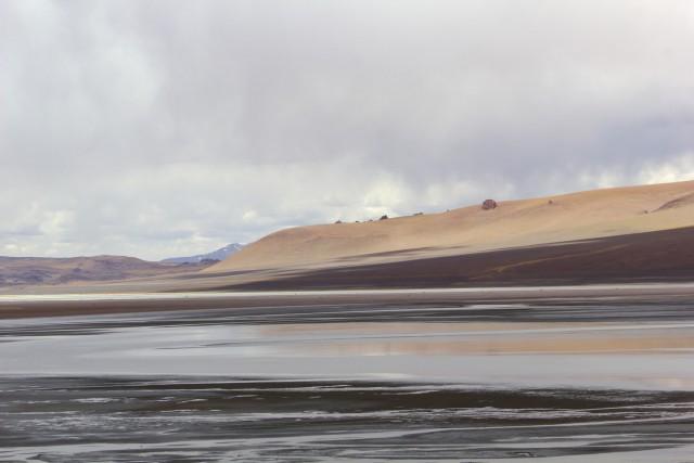 Laguna Aguas Calientes